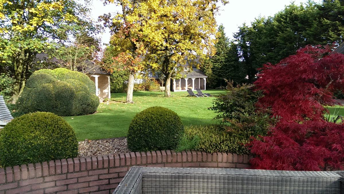 Mooie tuinen kijken awesome hof aan de reune with mooie for Mooie tuinen kijken
