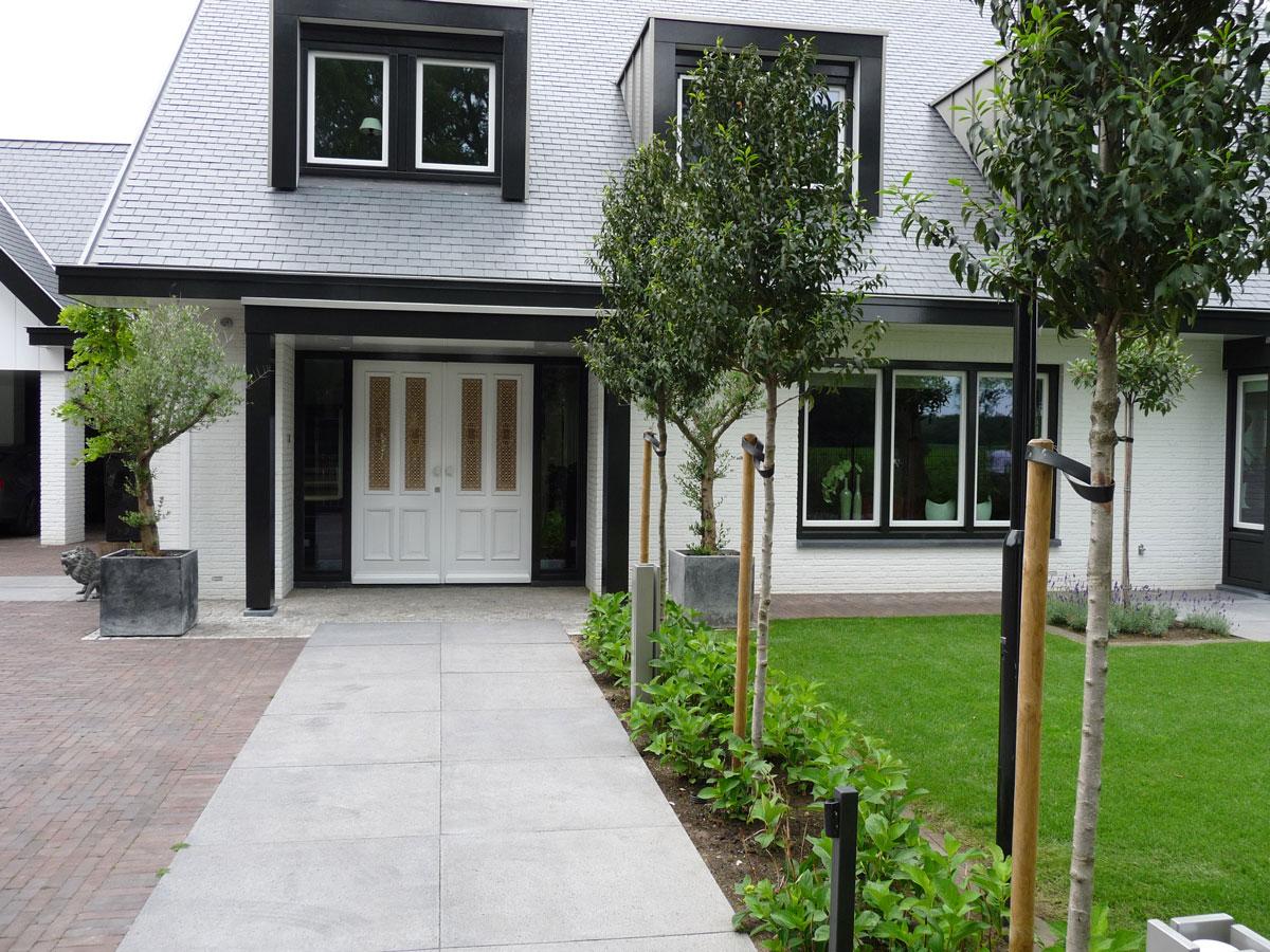 Moderne tuinen hovenier art green lunteren