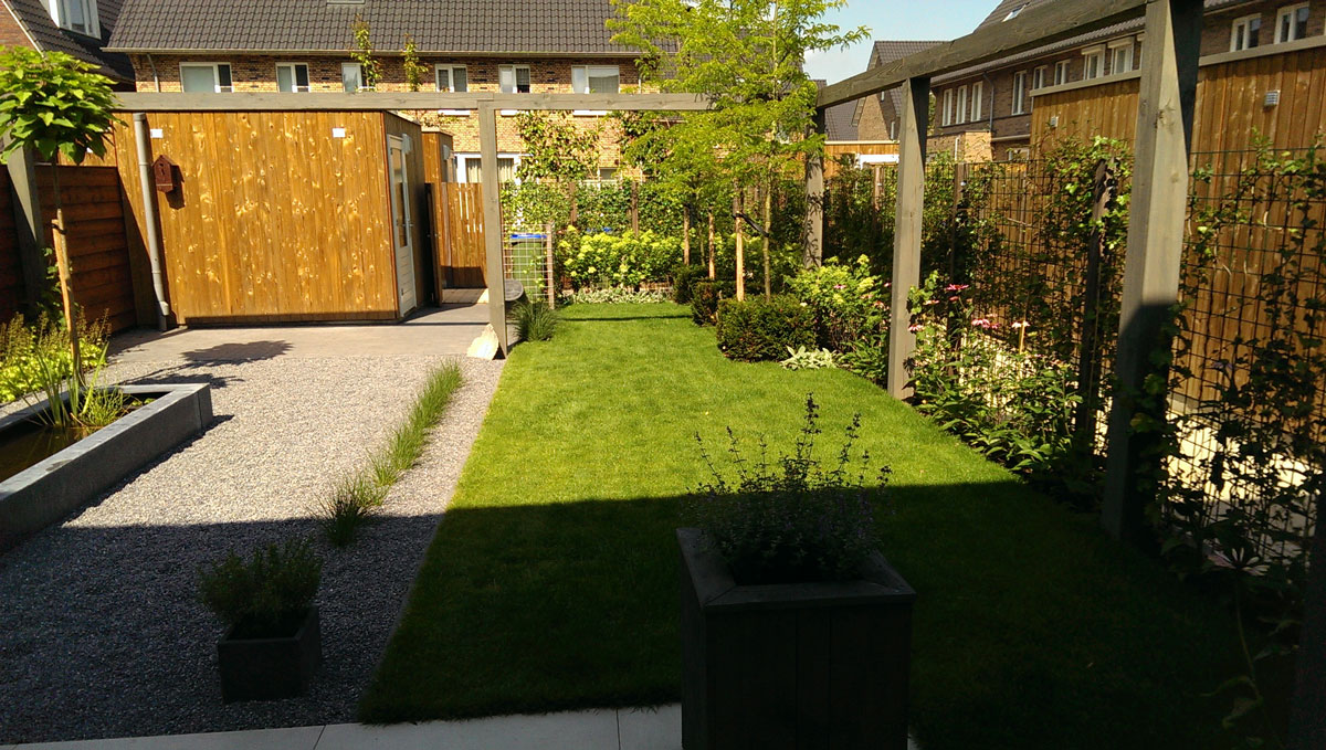 Strakke tuinen   Hovenier Art  u0026 Green Lunteren